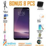 Review Toko Vivo V7 4 32 Black Garansi Resmi Free 8 Bonus Bisa Kredit