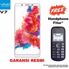 VIVO V7 [4/32GB] Full View Display+ Free HP Fitur