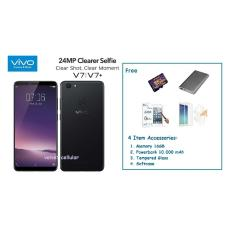 Vivo V7 4 64Gb Free 4 Item Accessories Vivo Diskon