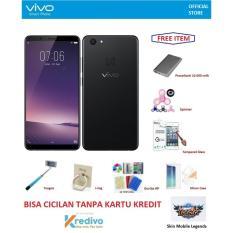 Vivo V7 Ram 4/32GB - Bisa Cicilan Tanpa Kartu Kredit - Free 7 Item