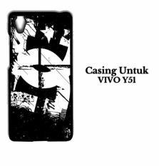 Vivo Y51 Case Cool Dc Logos Hardcase Casing Cover