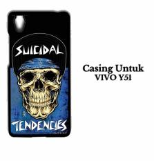 Vivo Y51 Case tendencies Hardcase Casing Cover