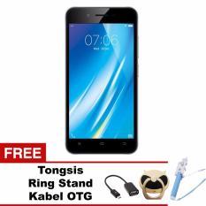 Perbandingan Harga Vivo Y53 16Gb Ram 2Gb 4G Lte Black Free Aksesoris Di Di Yogyakarta