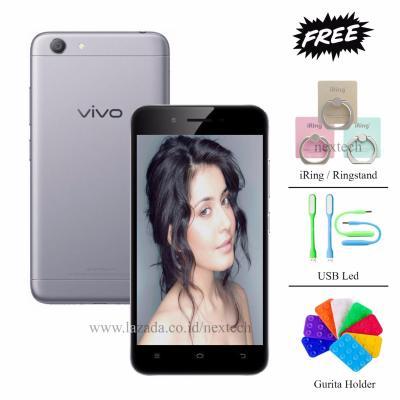 Promo Vivo Y53 Capture Every Detail Ram 2Gb Rom 16Gb Matte Black