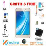 Beli Vivo Y53 Gold Free 8 Bonus Bisa Kredit Online Murah