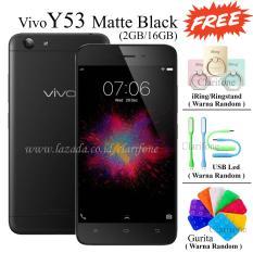 Jual Vivo Y53 Ram 2Gb Rom 16Gb Jaringan 4G Layar 5 Matte Black Online Di Dki Jakarta