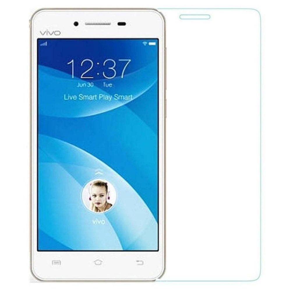 Rp 7.900. Vn Vivo Y53 / Y53L / Y53S / Y53T Tempered Glass 9H Screen Protector ...