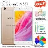 Review Tentang Vivo Y55S Camera Belakang 13Mp Layar 5 2 Inch 16Gb Gold