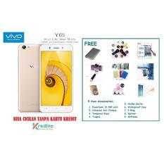 VIVO Y65 [3/16GB] + FREE 9 ITEM ACCESSORIES