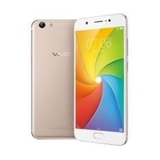 Model Vivo Y69 Gold Ram 3Gb Memory 32Gb Terbaru