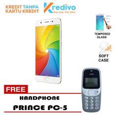 Jual Beli Vivo Y69 Nougat Gold Free Prince Pc 5 Bisa Kredit Tanpa Kartu Kredit