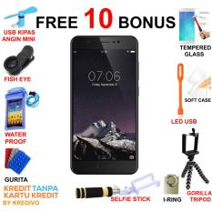 Diskon Vivo Y69 Smartphone 3 32Gb Black Free 10 Bonus Bisa Kredit Branded