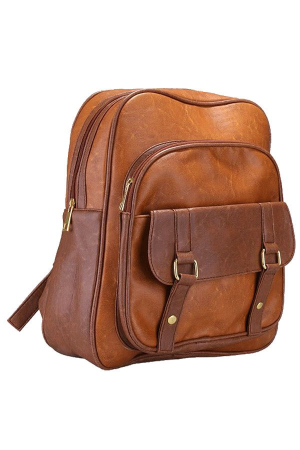 Toko Viyar Canna Cleo Backpacks Light Brown Lengkap