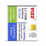 Spesifikasi Vizz Baterai Batt Batre Baterai Double Power Vizz Oppo Blt 029 Untuk Joy Clover Joy 3 Online
