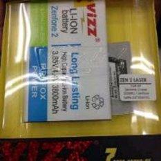 Vizz Baterai Batt Batre Battery Double Power Asus Zenfone 2 Laser 5,5