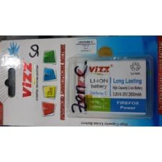 Harga Vizz Baterai Batt Batre Battery Double Power Vizz Asus Zenfone C 2600 Mah Dan Spesifikasinya