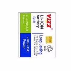 Spesifikasi Vizz Baterai Batt Batre Battery Double Power Vizz Advan S4K Dan S4M Merk Vizz