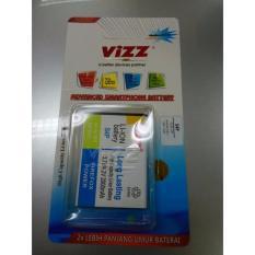 Harga Vizz Baterai Batt Batre Battery Double Power Vizz Advan S4P S4X S4F 2000 Mah Asli Vizz
