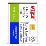 Jual Vizz Baterai Batt Batre Battery Double Power Vizz Advan S50 Ori