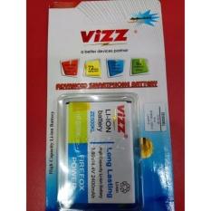 Iklan Vizz Baterai Batt Batre Battery Double Power Vizz Asus Zenfone 2 Laser 5 Ze500Kl