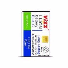 Ulasan Lengkap Vizz Baterai Batt Batre Battery Double Power Vizz Cross Evercross Bl4Lc Untuk A7 2300 Mah