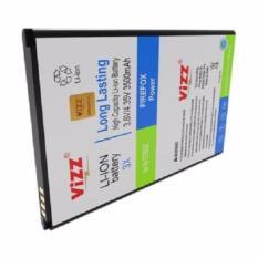 Jual Vizz Baterai Batt Batre Battery Double Power Vizz Huawei 3X Untuk G750 3500 Mah Di Dki Jakarta