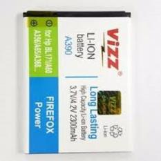 Vizz Baterai Batt Batre Battery Double Power Vizz Lenovo BL171 BL-171 Untuk A390, A60, A356, A65, A368 2300 Mah