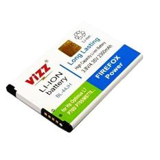 Vizz Baterai Batt Batre Battery Double Power Vizz LG BL44JH Untuk LG Optimus L7, P700 P705 MS770 23