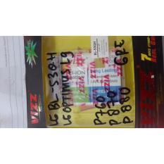 Vizz Baterai Batt Batre Battery Double Power Vizz LG BL53Qh Untuk LG Optimus L9 P760 VS930 P670 P880 F160 2900 Mah