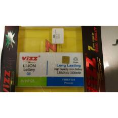Jual Cepat Vizz Baterai Batt Batre Battery Double Power Vizz Lg G5 Bl 42D1F Bl42D1F 3300 Mah