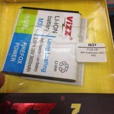 Vizz Baterai Batt Batre Battery Double Power Vizz Modem Wifi Mifi Smartfren Andromax M3Y dan M3Z 3600 Mah