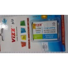 Beli Vizz Baterai Batt Batre Battery Double Power Vizz Samsung Galaxy Core I8260 Dan I8260 2500 Mah Cicilan