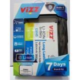 Promo Vizz Baterai Batt Batre Battery Double Power Vizz Xiomi Redmi Note 2 Bm45 Bm 45 3800 Mah Foto Asli Vizz Terbaru