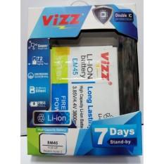 Beli Vizz Baterai Batt Batre Battery Double Power Vizz Xiomi Redmi Note 2 Bm45 Bm 45 3800 Mah Foto Asli Seken