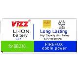Review Vizz Baterai Double Power Blackberry Z10 Ls1 2300Mah Dki Jakarta