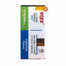 Spesifikasi Vizz Battery Batt Batre Baterai Double Power Vizz Nokia Bn01 Untuk Nokia X Terbaik