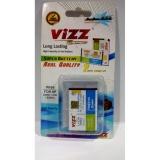 Spesifikasi Vizz Battery Batt Batre Baterai Double Power Vizz Samsung B3410 W559 Lakota C3322 Champ Deluxe 1800 Mah Vizz