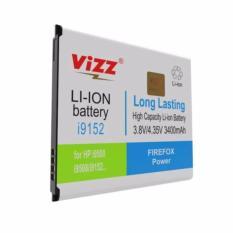 Harga Termurah Vizz Battery Double Power For Samsung Note I9220 N7000 Note 1 3100 Mah