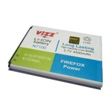Promo Vizz Battery Samsung Galaxy Note 2 N7100 Double Power 4500Mah Akhir Tahun