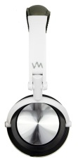 Beli Vm Srhp 3 Bk Headphone White Black Buy 1 Get 1 Cicil