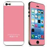 Harga Vococal Premium Kaca Berwarna Angry Pelindung Layar Depan Belakang Untuk Iphone 5 5 S Berwarna Merah Muda