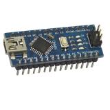 Spesifikasi Vococal Mini Nano V3 Atmega328P Mikrokontroler Board Dengan Kabel Usb Untuk Arduino Baru