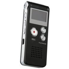 Toko Vococal Mini Usb Digital Perekam Suara 4 Gb Mesin Imla Hitam Vococal