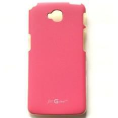 Voia Original LG Jellskin PINK Case Cover - LG G Pro Lite