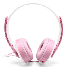 Harga Vooger X700 Stereo Headset Putih Merah Muda Vooger Baru