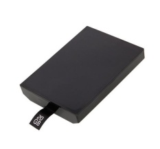 Voovrof 20 GB HDD Hard Disk Drive Kit untuk Xbox 360 Internal Slim Hitam-Intl