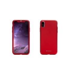 Vorson 360 Derajat Penuh Pelindung Telepon Case dengan Film Pelindung untuk iPhone X Menggaruk Tahan Anti Debu Anti shock-intl