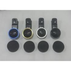 Votre SPW-05 Clip Lens Superwide Fish Eye Lensa Handphone