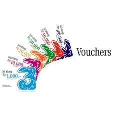 Voucher Three 5 K