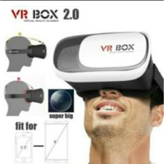 Beli Vr Box 2 Virtual Reality 2 3D Box Andorid Ios Online Murah